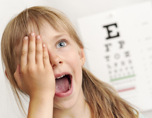 Vision and ADHD