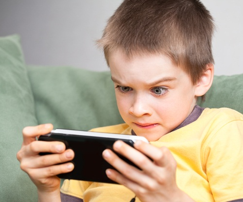 Video Game Performance in ADHD Children