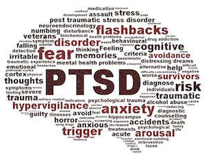 Neurofeedback AND post-traumatic stress disorder