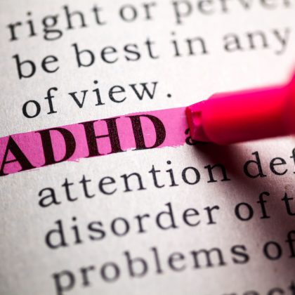 adhd highlighted