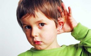 children with learning disabilities to be exposed to auditory